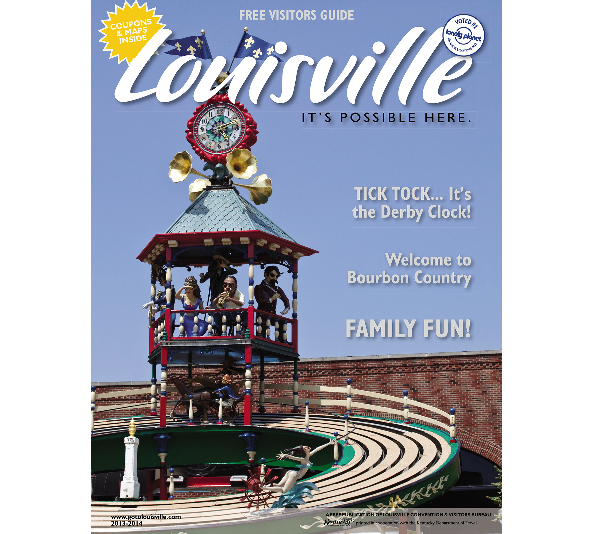 Visitors Guide 2013-14